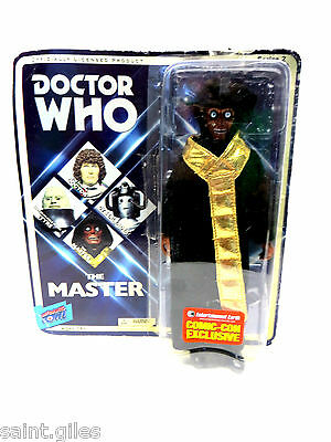 Vintage  Doctor Who Action Figure 'the Master' - Original Packaging