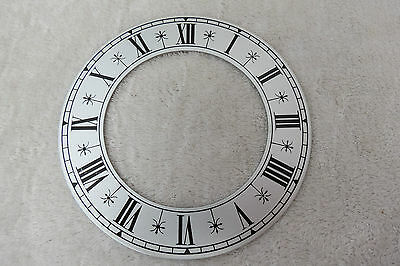 New Old Stock Aluminium Clock Chapter Ring