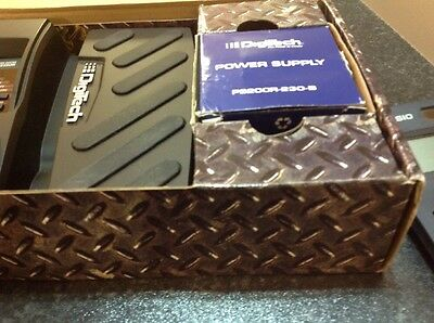 Digitech Rp 90 Modeling Guitar Processor With Audio Dna 2 Dsp