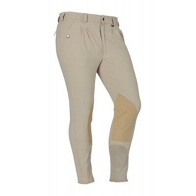 Shires Men's Performance Breeches Beige Size 30""