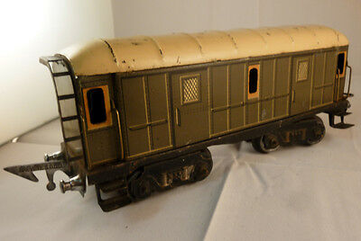 JEP - O - WAGON DE MARCHANDISES- 24 CM Made in France