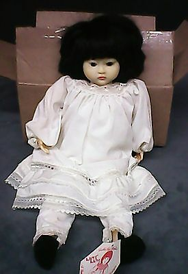 """Large 16"""" LING LING Vintage DOLLS BY PAULINE Bjonness-Jacobsen DOLL from Estate"""