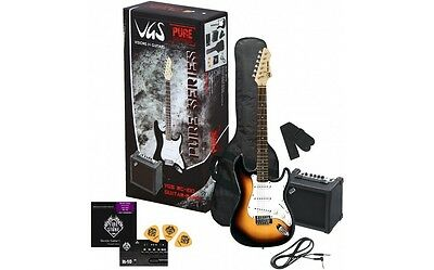 Kit Set Chitarra Elettrica Gewa Vgs Rc-100 Electric Guitar Pack