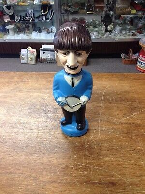 Ringo Starr  The Beatles  Soaky Bottle  1965  Bubble Bath  Empty Bottle