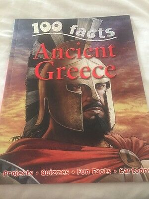 Ancient Greece (100 Facts) [Paperback]