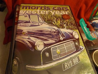 morris cars of yesteryears MORRIS MINOR MORRIS MOTOR COMPANY DVD NEW SEALED