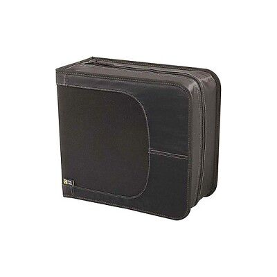 CASE LOGIC CDW-320 Nylon CD Wallet 336 Black