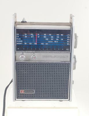"Topp Model 3193A ""juliette"" Transistor Radio: Fm-Am Weather-Police Aircraft 193A"