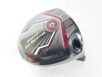 New! CALLAWAY 2015 GREAT BIG BERTHA 13.5* DRIVER -Head Only-