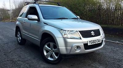 2010 Suzuki Grand Vitara 1.6 VVT SZ4 3dr Manual Petrol Estate