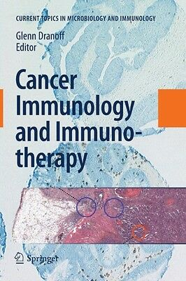 Cancer Immunology and Immunotherapy (Current Topics in Microbiology and Immunol.