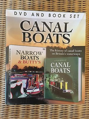 Canal DVD / Book