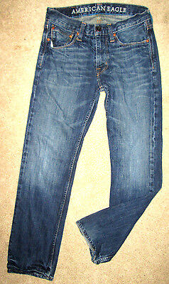 Mens American Eagle Outfitters jeans size 32x32 actual inseam 28 ...