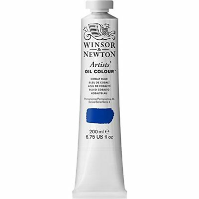 Winsor & Newton / Colart Wn1237178  Artists Oil Cobalt Blue 200Ml