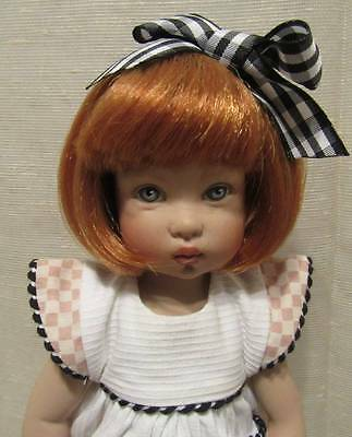 "Helen Kish Limited Edition Red Hair ""bitty Bethany"" 11"""