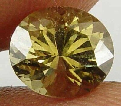 KORNERUPINE Natural 1.30 CT Rare Specimen Loose Faceted Collectors' Gem 11010372