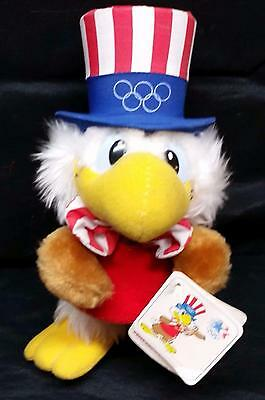 "Applause 1984 Sam The Olympic Eagle Los Angeles Olympics Eagle BNWT 9.5"" *New*"