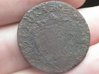1786-1788 New Jersey Cent- Rare Colonial Coin, Metal Detector Find?