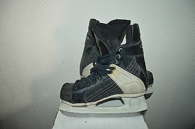 Patin A Glace  Hockey  Ice Skate  Ccm 220 Super Rapide  Taille 42