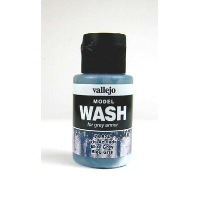 (25,82€/100ml) Vallejo Model Wash Blue Grey 76524 35ml