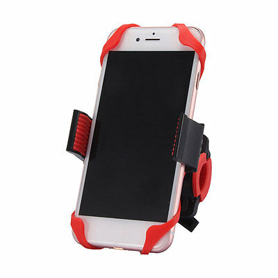 MTB Road Bike Bag Bicycle Front Frame Handlebar Cycling Bike Phone Holder XRAU