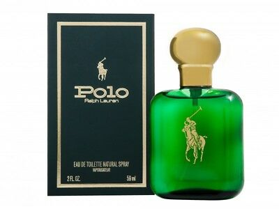Ralph Lauren Polo Eau De Toilette 59Ml Spray - Men's For Him. New