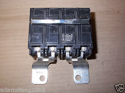 SIEMENS ITE EQ EQ9685 4 pole 200 amp CIRCUIT BREAKER With Label MBK200