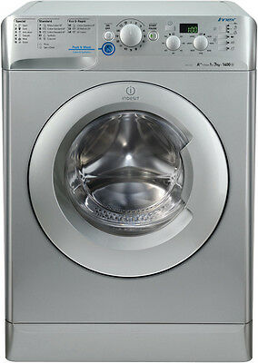 Indesit Innex XWD71452SUK Washing Machine 7kg 1200rpm