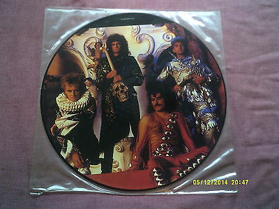 "Queen-It's A Hard Life 12"" Picture Disc"