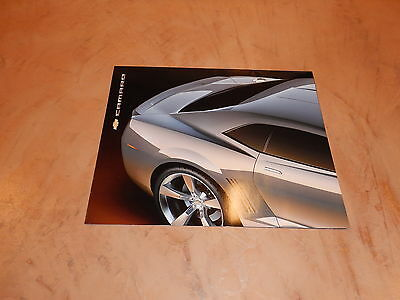 ORIGINAL 2006 CHEVROLET CAMARO  CONCEPT CAR AUTOMOBILE BROCHURE (lot 113)