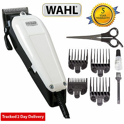 Wahl 9160-800 Steel Blade Mains Performer Dog Clipper Set Animal Grooming Kit
