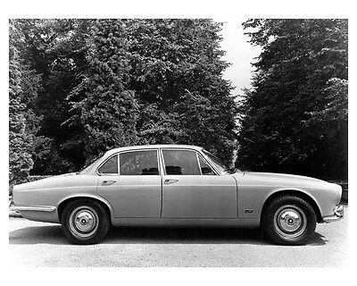 1968 Jaguar XJ6 Saloon ORIGINAL Factory Photo ouc2988