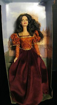Barbie Princess Of The Portuguese Empire Dolls Of The World #56217 Doll & Dress