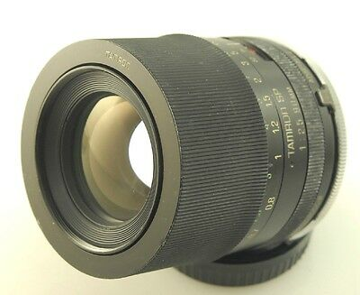 Tamron SP 90mm macro f2.5 lens, Adaptall mount for Contax/Yashica 35mm cameras