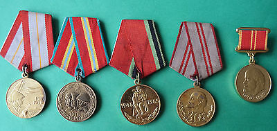 Russian Soviet  Commemorative medals of the USSR