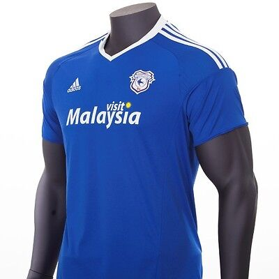 Cardiff City shirt sizes M and L bnwt