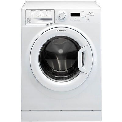 Hotpoint WMBF844P Experience 8kg 1400rpm Washing Machine in White