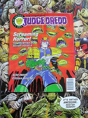 The Complete Judge Dredd 35 The Law In Order