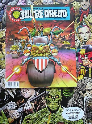 The Complete Judge Dredd 6 The Law In Order