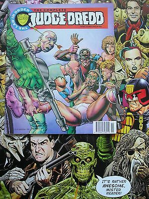 The Complete Judge Dredd 10 The Law In Order