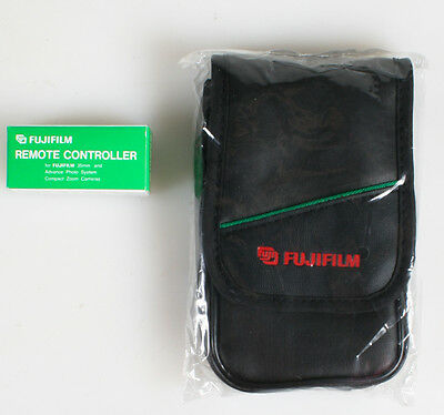 Fuji Camera Case And Remote