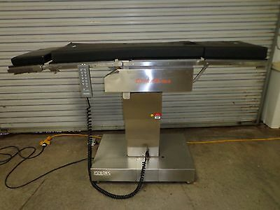 Shampaine Smith & Nephew 1800RC 1800 RC Radi-Op Surgical Surgery Bed OR Table