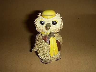 Brownie Owl Figure From 1993