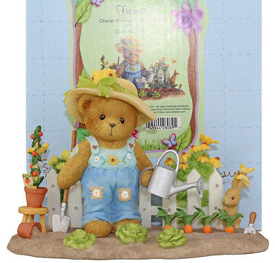 Cherished Teddies Frannie 2010 Club Exclusive 4016838 Boxed