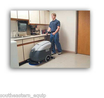 "Demo Advance Micromatic Floor Scrubber 17"" Electric"