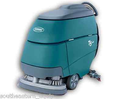 "Demo Tennant T5 28"" Disk Floor Scrubber Traction Drive w. Fast"