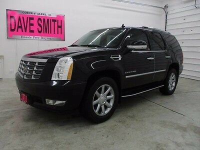 2008 Cadillac Escalade  08 Heated Leather Navigation & XM Radio Capable DVD Player Back Up Camera