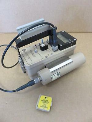 Ludlum 2241-2 Digital Ratemeter Survey Meter with 44-3 Gamma Detector Probe