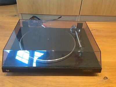 DUAL vintage turntable PERFECT WORKING ORDER!!!