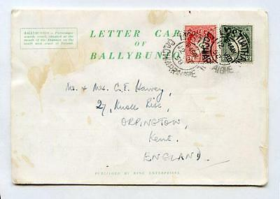 Greetings Letter Card - Ballybunnion - PM Have You Seen It? Carnival 1967